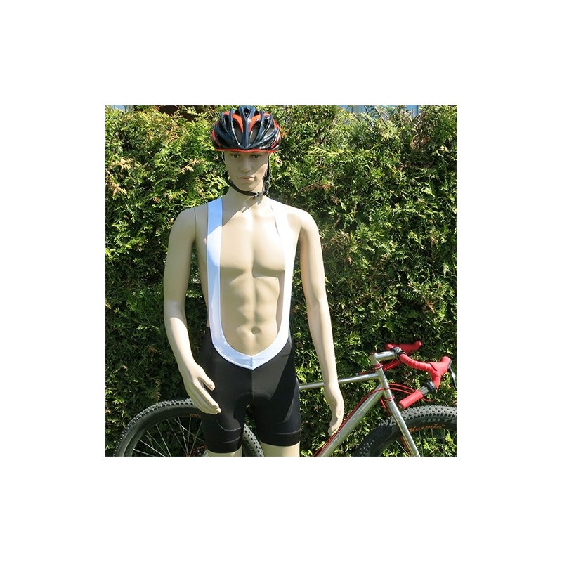 Vitamin D male bib shorts with 15 cm inseam