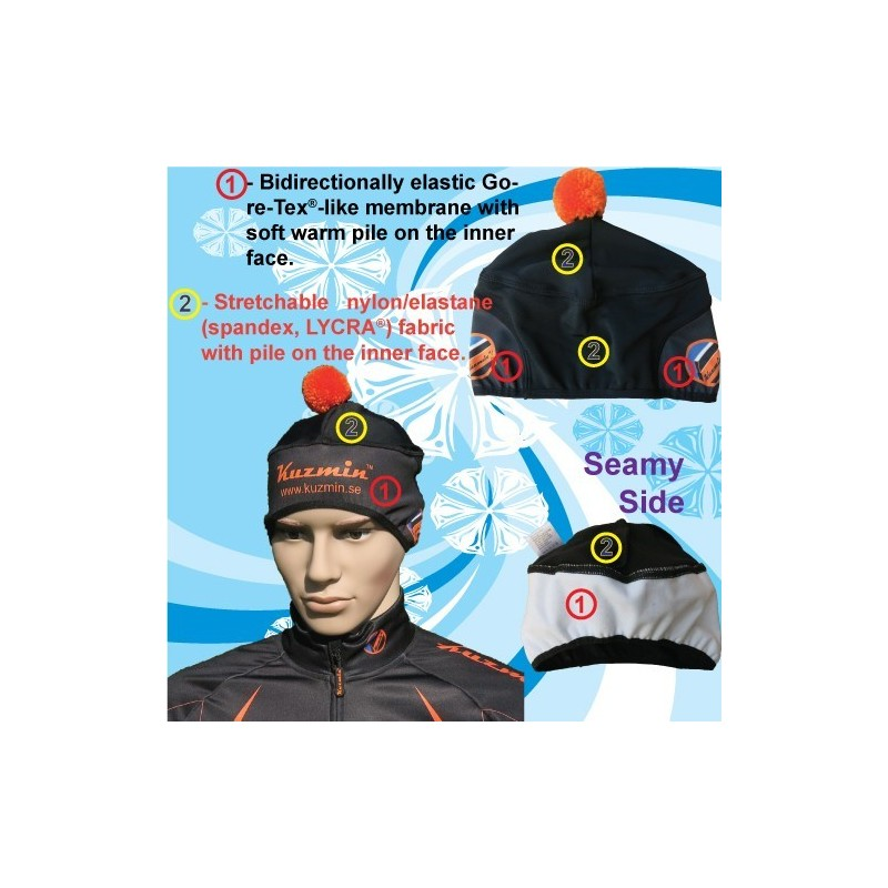 Kuzmin™ Ski-Bike Thermal Cap